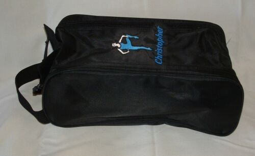 Any Name Personalised Boys Dance Ballet Shoe Bag Embroidered Dancer Logo