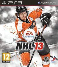 PS3  Spiel NHL 13 2013 Eishockey NEU