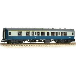Graham-Farish-374-258C-N-Gauge-BR-Blue-Grey-Mk1-Corr-Comp-Coach
