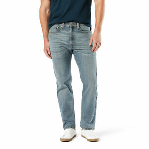 Signature-By-Levi-Strauss-amp-Co-Gold-Label-Mens-Straight-Regular-Fit-Titan-Jeans