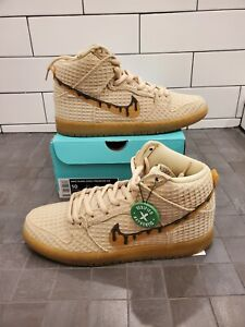 Nike SB Dunk High Chicken and Waffles