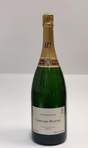 Laurent Perrier 1,5l Brut Liter Magnum Champagner Show Flasche LEER Deko Empty