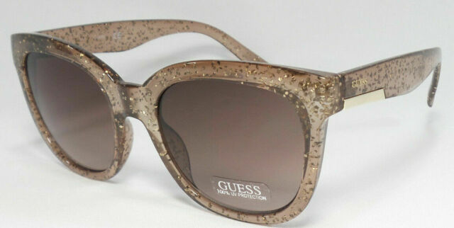 Guess Women/'s 100/% UV Protection Sunglasses