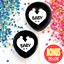 Baby-Shower-Gender-Reveal-Confettis-Ballon-Kit-Fille-ou-Garcon-Fete-Decoration miniature 1
