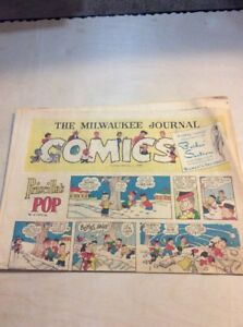 Sunday-Comics-Newspaper-Section-MILWAUKEE-Journal-Feb-1-1959