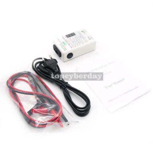 LED LCD TV Backlight Tester Meter Tool Lamp Beads Detector Repair GJ3C 0-320V