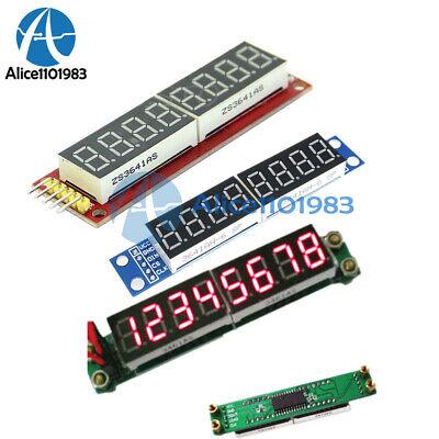 1* MAX7219 8-Digit LED Display 7 Segment Digital Tube For Arduino Raspberry Pi