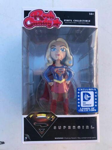 Supergirl-ROCK CANDY DC Comics Légion de Collectionneurs Exclusive