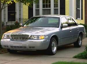 1999 Ford Grand Marquis