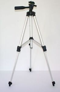 "50"" Pro Photo/Video Tripod With Case for Olympus E-620 E-520"