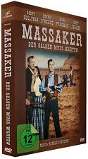 Massaker: Der Galgen muss warten (Dragon Wells Massacre) Western Filmjuwelen DVD