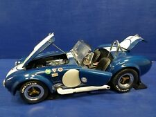 Kyosho Limited Edition Shelby Cobra 427 S/c Blue 1 18