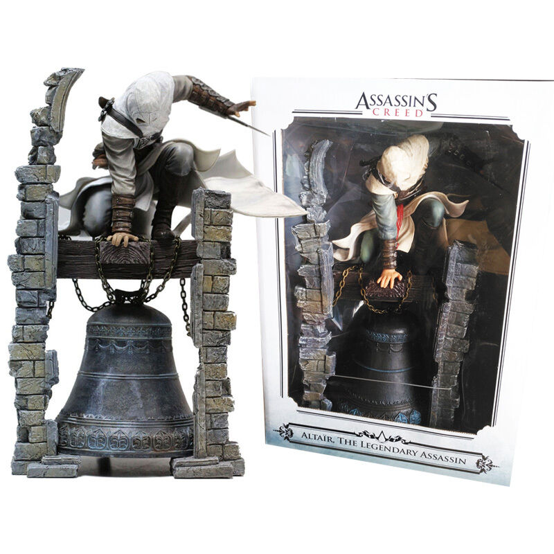 The Legendary Assassin's Creed Altair Statue Model Action Figures Ubisoft Toy