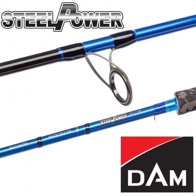 DAM Steelpower Blau Extrem Pilk 2.70m 80-300g