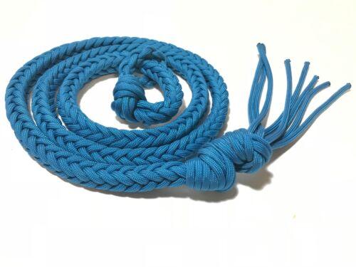 Sur et sous Fouet bleu caraïbe