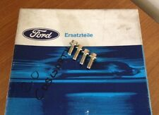 Ford Sierra RS Cosworth 3dr Bumper Front Rear Bolt Set 2WD 4x4 RS500