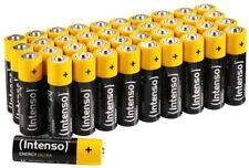 40 Intenso Energy Ultra AA / Mignon Alkaline Batterien im 40er Shrink Pack