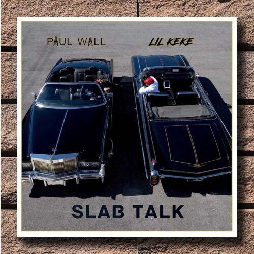 New Paul Wall /& Lil Keke Slab Talk Art Silk Poster Custom Z-801