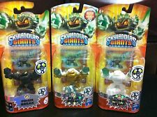Prism Break Collection Skylanders Employee Exclusive 2012 Holiday Gold/Flocked