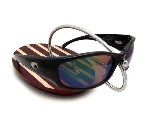 NEW Costa Del Mar HAMMERHEAD Black /& 580 Green Mirror Glass 580G