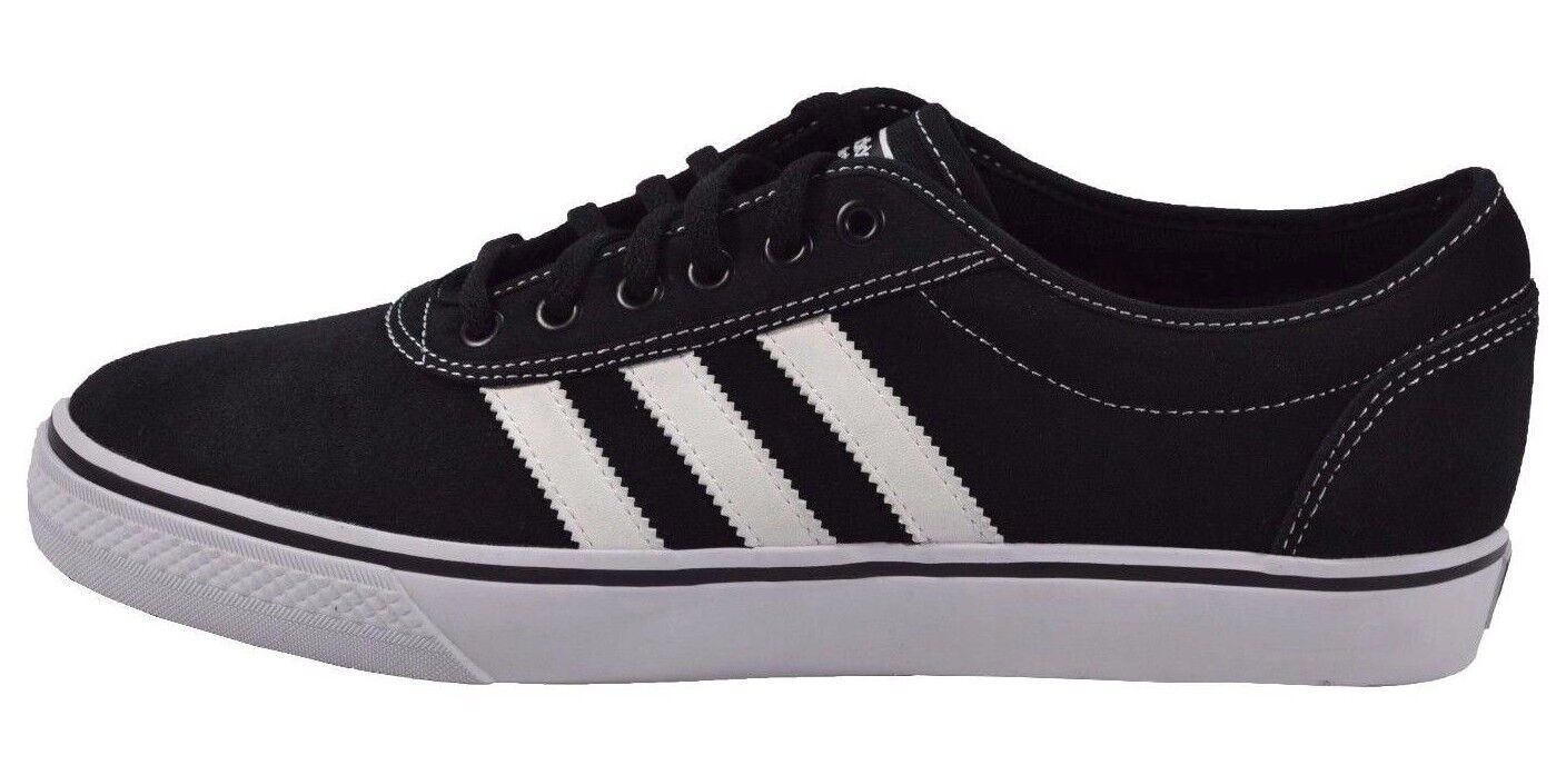 Adidas ADI EASE Black Running White Black Skateboarding G24371 Price reduction Men's Shoes