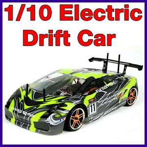 NEW-1-10-DRIFT-RACING-CAR-RTR-ELECTRIC-RC-REMOTE-4WD-BATTERY-POWERED-BUGGY-D2