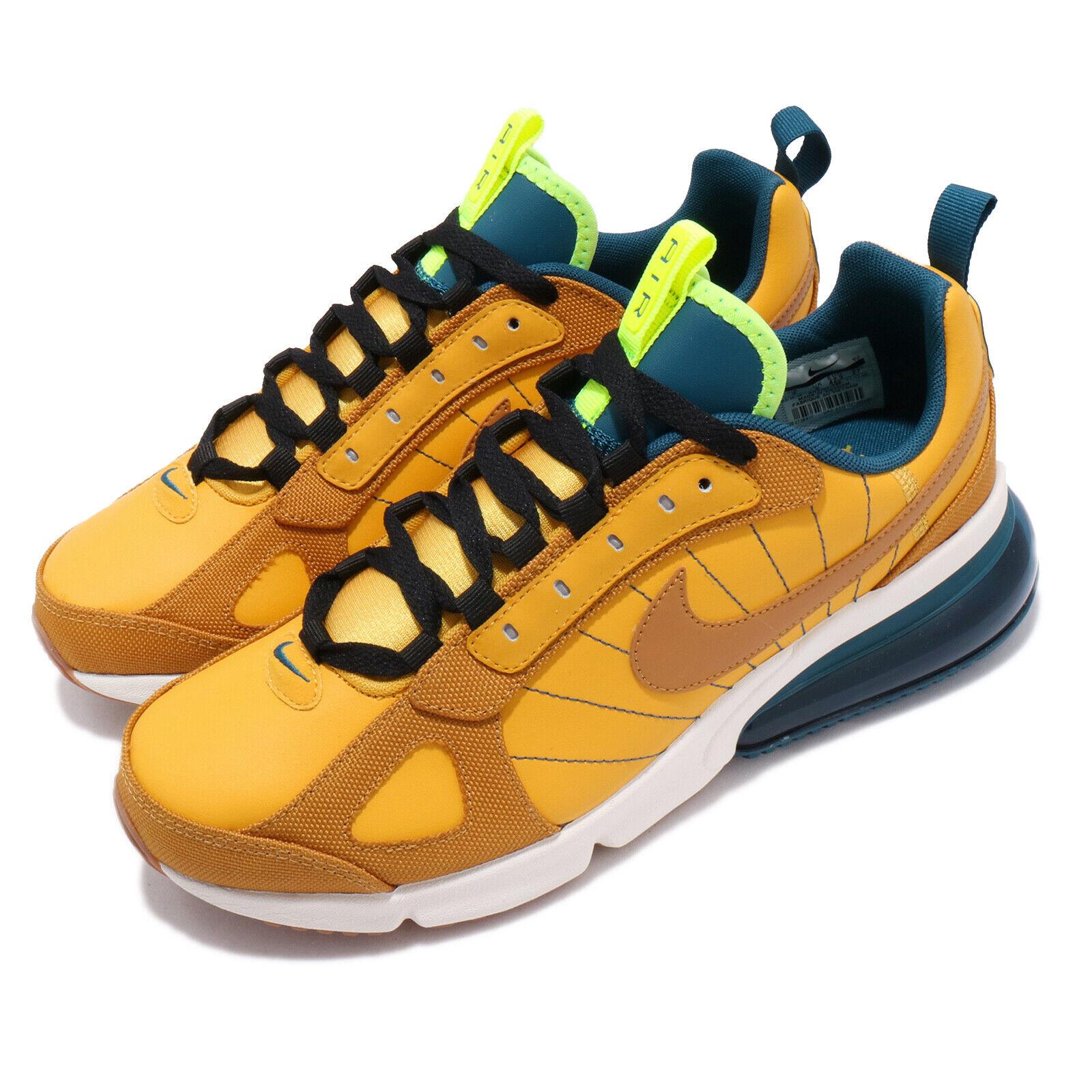 Nike Air Max 270 Futura  SE Yellow Ochre Desert Men Running shoes AV2151-700  70% off