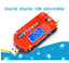 USB DC 5V to 3.3-24V  Adjustable Step Up//Down Boost Buck Power Supply Module