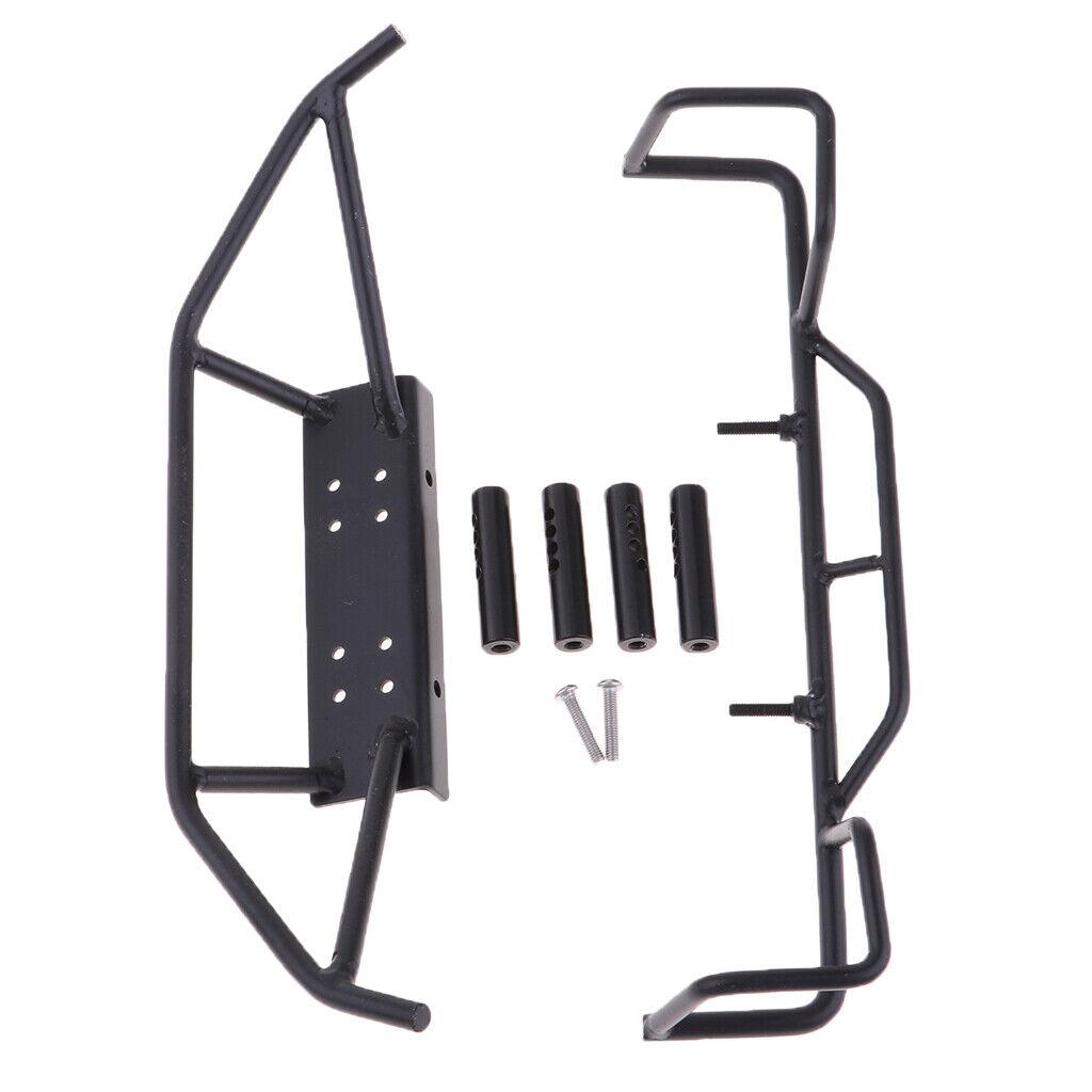 all'ingrosso a buon mercato RC RC RC Tubo Paraurti anteriore e posteriore Set per 1 10 modelloLO AUTO PARTI Crawler Accessorio  outlet