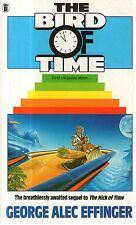 GEORGE ALEC EFFINGER - The bird of time - p/b science fiction