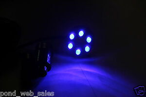 12 LED Green Ring Light underwater fountain//pond//Fresh water//Salwater Aquarium