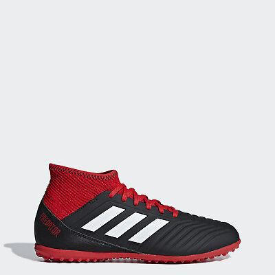 Scarpe da calcetto bambino ADIDAS Jr Predator Tango 18.3 TF nero e rosso DB2330 | eBay