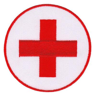 aplicación de parche parche parche del ap23 Cruz Roja insignia República Democrática del Congo 6.7 x 6.7 cm