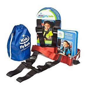Bambini Volare al sicuro se ne frega BAMBINO AEREO Imbracatura di sicurezza