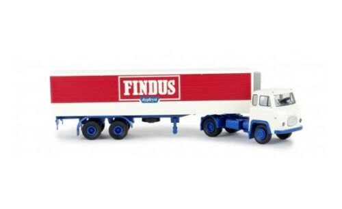 Brekina Scania LB 76 Findus dypfryst 1:87 #98510
