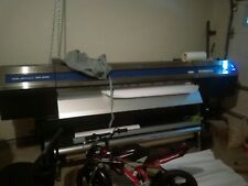 Roland Xr 640 With Gfp 455 Laminator