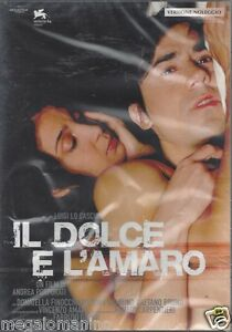 Dvd-IL-DOLCE-E-L-039-AMARO-nuovo-sigillato-2007