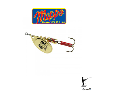 Mepps Anglia 80TH Anniversary Limited Edition Spinner #3//6,5G #5//13G