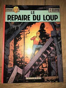LEFRANC LE REPAIRE DU LOUP