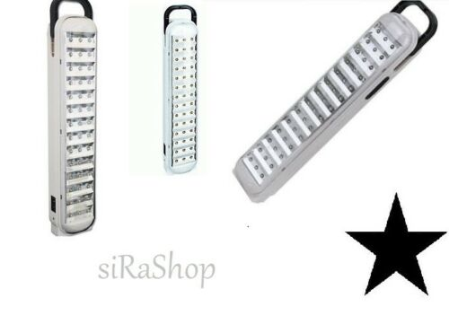 Emergency Lamp Rechargeable Portable 42 LED Emergency Torch Light SOS
