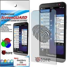 4 Pellicola Opaca Per Blackberry Z30 Antiriflesso Antimpronta Salva Schermo LCD