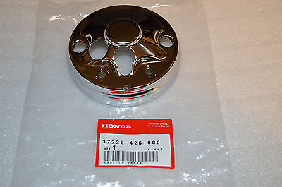 Honda 750 Speedometer Chrome Cover Plate 550 650 900 1100 CB750K 37236-426-000
