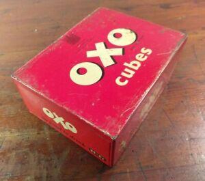 Collectable-c1955-Vintage-Oxo-Tin-24-x-6-039-s