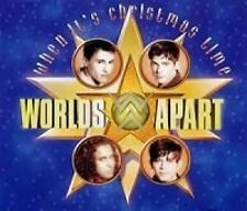 Worlds Apart When it's christmas time (1995) [Maxi-CD]