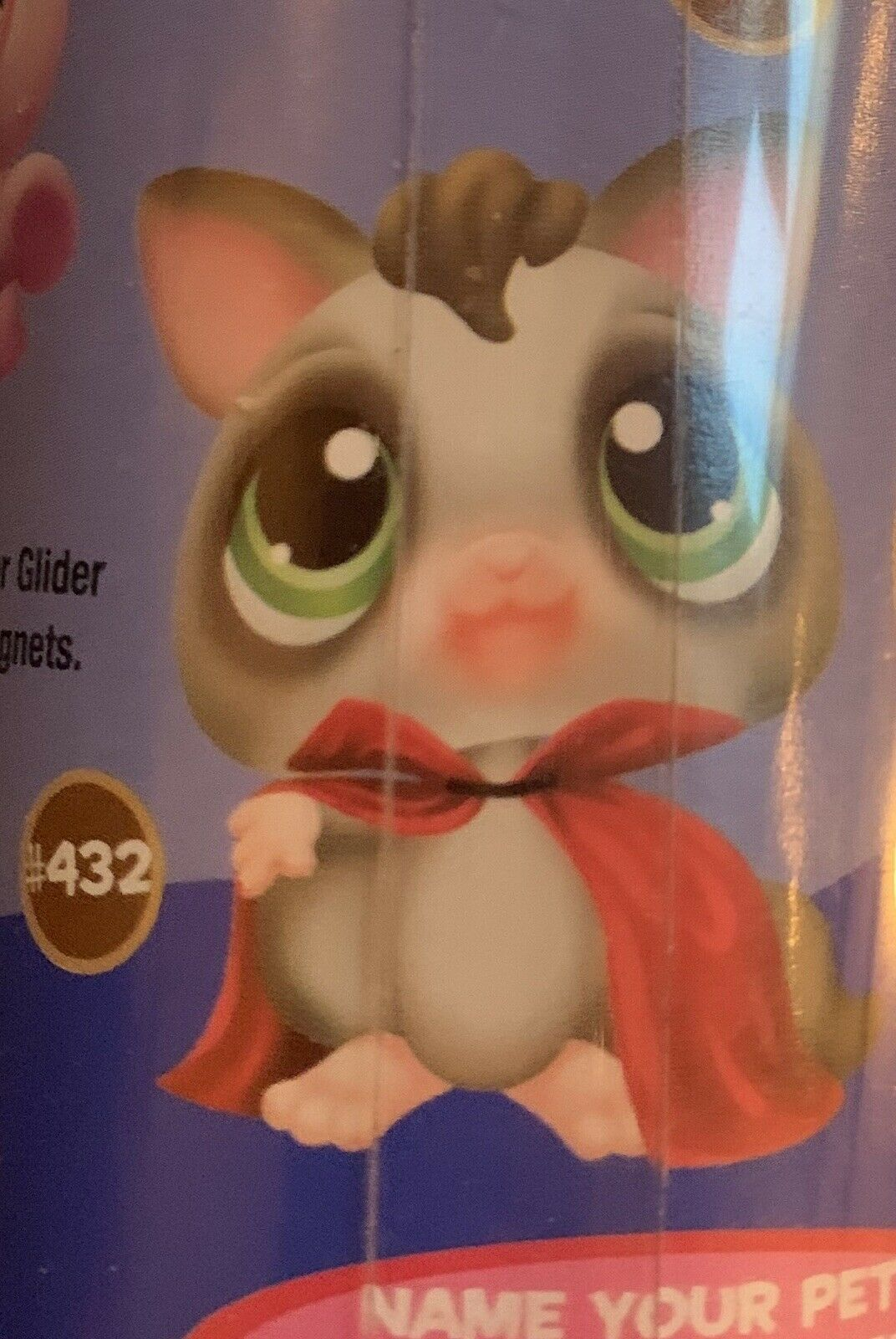 Littlest Littlest Littlest Pet Shop LPS Halloween Friends 3 Piece 430 Spider 431 Bat  432 Owl New f97d6e