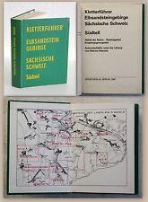 Heinicke Kletterführer Elbsandsteingebirge Sächsische Schweiz 1981 Sachsen xz
