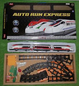 SMIKI Auto Run Express/Eisenbahn/ICE/Kinder Modelleisenbahn/Zug/Train/Railroad