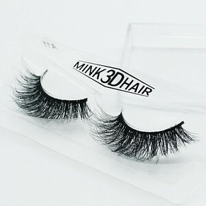 1-Pair-Makeup-Cross-False-Eyelashes-100-Real-3D-Mink-Messy-Eye-Lashes-Extension