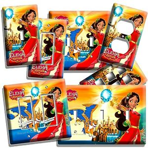 Princess Elena Of Avalor Light Switch Outlet Wall Plate