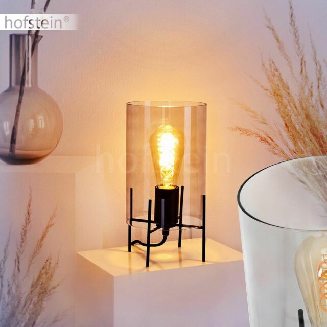 Tisch Lampe Wohn Zimmer Lese Beleuchtung Muschel Mosaik Nacht-Licht Leuchte